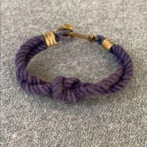 KJP Rope Bracelet